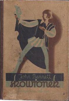 """Skowronek"" (Master Skylark) John Bennett Translated and preface by Stanisława Honesti Cover by Konstanty Sopoćko Book series Bibljoteka Iskier vol. 41 (1933)"