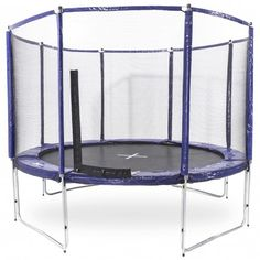 Round Trampoline With Free Ladder - - - Round - Round Trampoline Overview This size will easily see kids into their teens with plenty of room for jumping and doing tricks.With a high-quality d Name Boxes, Well Thought Out, Galvanized Steel, Ladder, Trampolines, Room, Design, Kids, Free