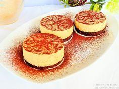 Leicht und cremig und sehr lecker. Meine Caramel Cheesecake Törtchen mit einem knusprigen Schokoladenkeksboden. Für alle die Süßes mögen...