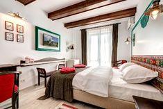 Pensiunea Iara in Delta Dunarii Oversized Mirror, Bed, Places, Interior, Furniture, Design, Home Decor, Decoration Home, Stream Bed