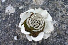 Le cimetière de Vieux Pays ♦ Urbex Cemetery Flowers, Famous French, Ceramic Flowers, Succulents, Garden, Plants, Wreaths, Ceramics, Door Wreaths