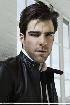 Any love for Zachary Quinto?