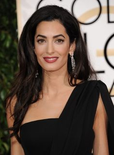 5 Smart Women Who Should Really Run for Office - Amal Clooney - http://www.flare.com/celebrity/5-famous-women-who-should-run-for-office/