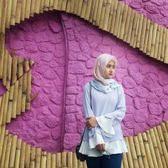 Good morning ladies.. New arrival this july. Cin top also available in lavender. Lavender is for optimistic people since it is represent future imagination and dreams while spiritually calming emotion. Are you lavender people ladies? Grab yours now ladies.  #eclemixcatalog  #myeclemix  #hijab  #hijabfashion #fashionhijab  #fashion #ootd