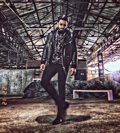 Ranveer Singh  #FASHION #STYLE #SEXY #BOLLYWOOD #INDIA #RanveerSingh Deepika Ranveer, Ranveer Singh, Bollywood Actors, Leather Pants, India, Photo And Video, Sexy, Instagram, Rv