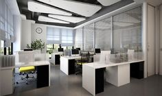 📣 96 Modern Home Office Design Looks Elegant 28 Design Studio Office, Modern Office Design, Office Interior Design, Office Interiors, Interior Designing, Luxury Interior, Modern Home Offices, Small Home Offices, Interior Designers In Hyderabad