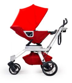 Top 4 Non-Toxic and Eco-Friendly Strollers for Baby: Orbit Baby Stroller G2