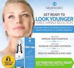Neuphoric Ageless Serum side effects