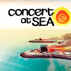 concert at sea 2016!!!!!  Zin in....