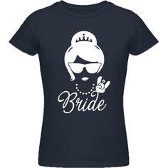 Bride, T Shirt, Fictional Characters, Tops, Women, Fashion, Wedding Bride, Supreme T Shirt, Moda