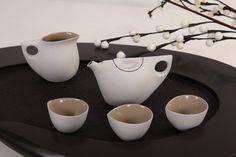 敗家網 byja.com > 品牌專區 > 陸寶 > 【陸寶】川流壺茶組(8件式) Sugar Bowl, Bowl Set, Tableware, Dinnerware, Tablewares, Dishes, Place Settings