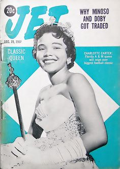Charlotte Carter Is Classic Queen from Florida A & M - Jet… | Flickr