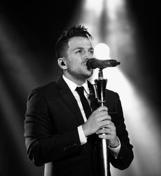 Peter Andre live at the Malta Music Awards