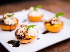 A collection of sweet and savory peach recipes! (Teacher-Chef featured recipe)