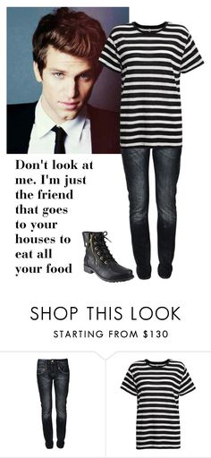 """""""Sean Dean"""" by trislessa ❤ liked on Polyvore featuring Herrlicher and R13"""