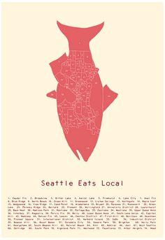 seattle eats local. pnws love. seattle.