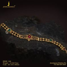 Gold 916 Premium Design Get in touch with us on Latest Gold Jewellery, Gold Jewellery Design, India Jewelry, Jewelry Sets, Bridal Necklace, Gold Necklace, Gold Jewelry Simple, Trendy Bracelets, Antique Necklace
