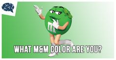 What M&M Color Are You? | BrainFall.com