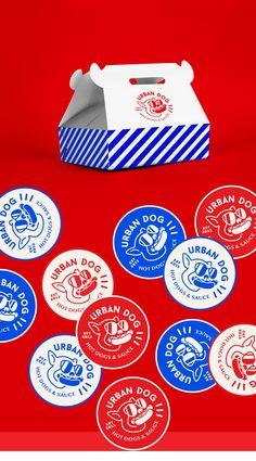 Food Branding, Logo Food, Packaging Design Inspiration, Graphic Design Inspiration, Brand Identity Design, Branding Design, Typographie Inspiration, Fast Food, Brand Packaging