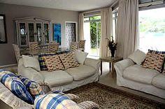 Opulently comfortable lounge