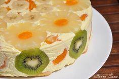 Jacque Pepin, Romanian Food, Romanian Recipes, Sweet Tarts, Food Cakes, Just Desserts, Cake Recipes, Deserts, Cooking Recipes
