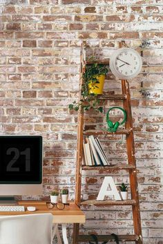 Styling The Home Chic Brick Wall Style As you may have noticed, I've been enjoying sharing interior ideas in particular ideas around wallpaper and styling the home. Today I'd like to share some chic and…