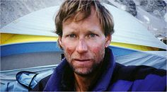 Beidleman during the climb in 1996. This Day in History: May 10, 1996: Death on Mount Everest http://dingeengoete.blogspot.com/