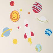 Wall Stickers - Solar System
