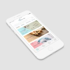 Case Study: Mobile App Design Process // UI Design — More than just creating pretty images.