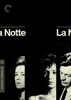 Out now on Criterion Blu-Ray and DVD: Seen today, Antonioni's stylish drama about a marriage on the verge of collapse is a welcome reminder that a filmmaker doesn't need a shaky digital…