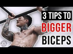 3 Tips For BIGGER Biceps | THENX