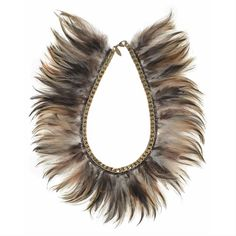 lioness feather collar