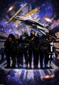 Protectors Of The Universe by BarbDBarb.deviantart.com on @DeviantArt