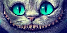 el gato de alicia en el pais de las maravillas