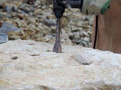 Ein Brunnen entsteht: Steinbrocken Code 110 Stones