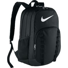 The Nike Brasilia 7 Backpack is versatile and can fit all your competition gear. The large, dual-zip main compartment is equipped with a rain flap for secure storage during fall and spring seasons, when rainfall is regular. - What a Great Backpack