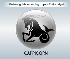 Fashion guide according to your #Zodiacsign!  Each zodiac sign has its own tastes, especially when it comes to fashion. Here is a breakdown of how your zodiac sign can express taste in men's fashion!  #Capricorn This earth sign likes tailored, conservative clothing that makes a strong personal statement. They like to look neat and dislike trendiness. Vintage jeweler like pocket watches appeals to them.  Share it with your Capricorn friends!