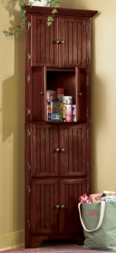 8 Door Corner Cabinet From Seventh Avenue Someday I Ll Have A House Again Decor Ideas Pinterest And Doors