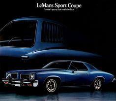 1973 Pontiac LeMans Sports Coupe