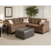 Found it at Wayfair - Sectional Check the demensions $717.12