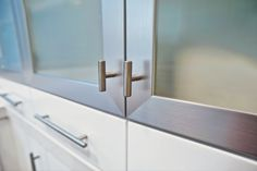 Think of cabinet hardware as the perfect accessory.  Make it personal.  Make it you.