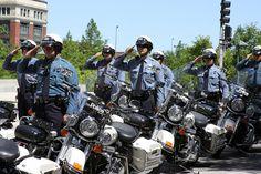 Kansas City Missouri Police Department Memorial Service