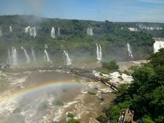See 473 photos and 71 tips from 5103 visitors to Cataratas do Iguaçu. Just go and check it out. Iguazu Falls, Just Go, River, Outdoor, Beautiful, Places, Outdoors, Outdoor Games, The Great Outdoors