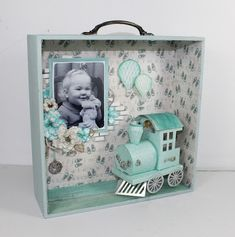 Bilde med tog i Reprint sin Dream big baby serie Baby On The Way, How Big Is Baby, 3d Paper, Paper Models, Copic, The Rock, Dream Big, Lunch Box, Blog