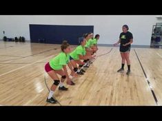 Sharp decreased Basketball drills for beginners useful site Volleyball Passing Drills, Volleyball Drills For Beginners, Volleyball Positions, Volleyball Skills, Volleyball Practice, Volleyball Training, Volleyball Workouts, Volleyball Quotes, Coaching Volleyball