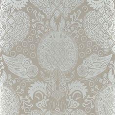 marseille - puce wallpaper | Christian Lacroix