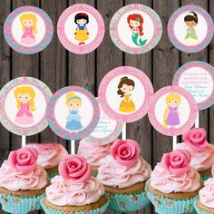 Hey, I found this really awesome Etsy listing at https://www.etsy.com/listing/191922091/princess-tags-or-cupcake-toppers-instant
