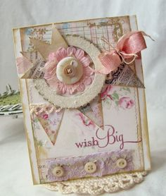 Wish Big ✿ Join 2,000 others & follow the Cards and paper crafts board. Visit GrannyEnchanted.Com for thousands of digital scrapbook freebies. ⊱✿⊰ Cards and Paper Crafts Board: https://www.pinterest.com/grannyenchanted/cards-paper-crafts/