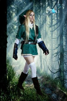 It seems like every time I find some good female Link or Princess Zelda cosplay to post, I am always asking myself if I post it too often. I have posted some great female Link cosplay in the past ...