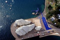 The Sydney Opera House, Architecture by Jorn Utzon: Jorn Utzon's Plan for the Sydney Opera House